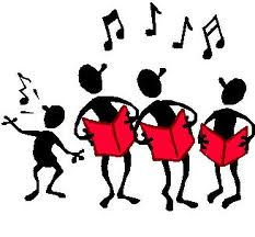 singing images